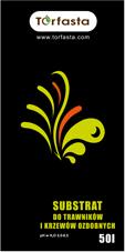 Substrat do trawników<br>i krzewów ozdobnych